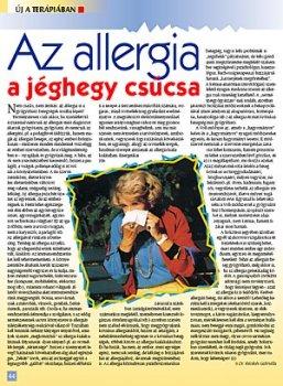 allergia jeghegy csucsa